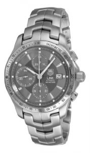The durable fake TAG Heuer Link CJF2115.BA0594 watches are made from stainless steel.