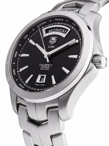 The sturdy fake TAG Heuer Link WJF2010.BA0592 watches are made from stainless steel.