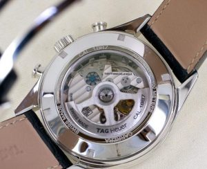 The popular fake TAG Heuer watches are equipped with caliber 1887.