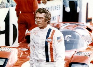 "Steve McQueen was a famous American actor who was called ""The King of Cool""."