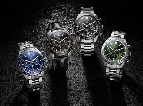 The cheap TAG Heuer Carrera fake watches are with top quality.