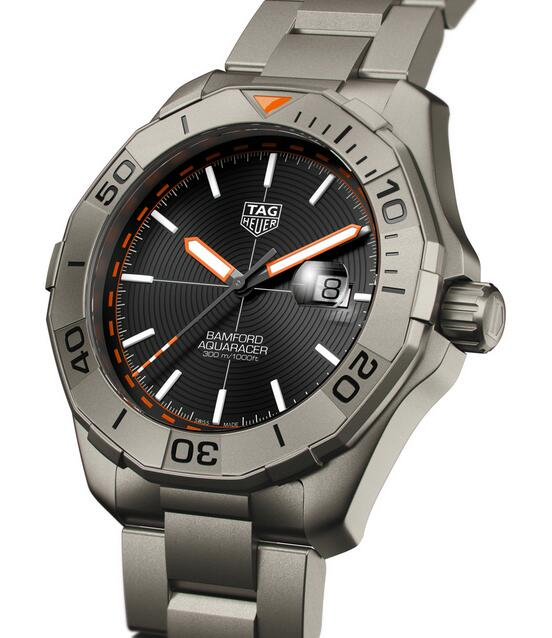 Fake watches for best sale are sturdy with titanium material.
